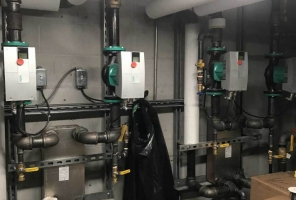 Speed Drive Pumps and Heat Exchangers